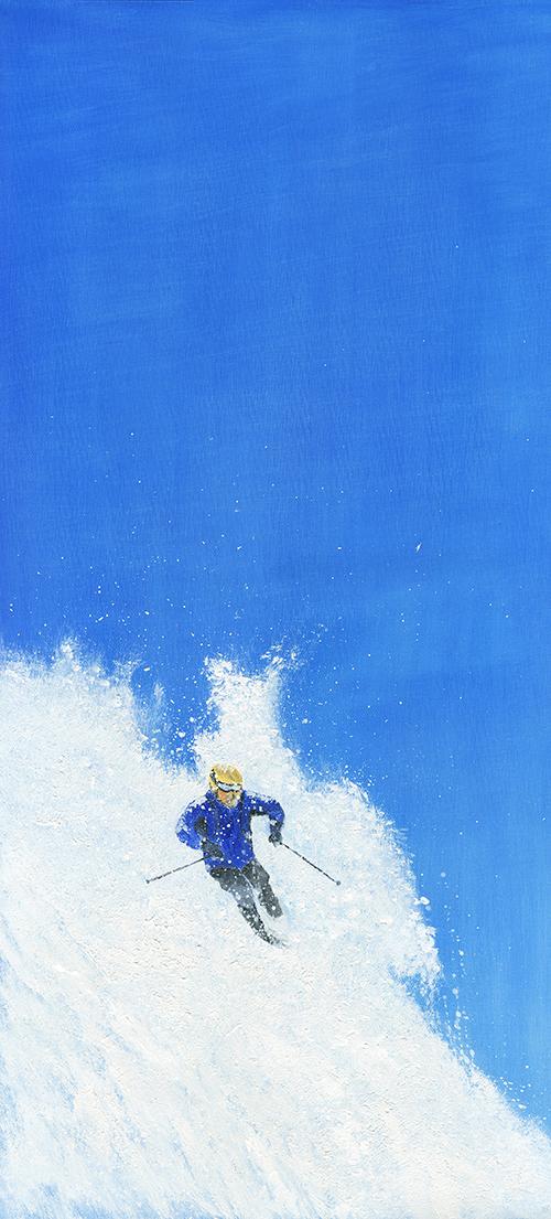 Skier Ⅱ