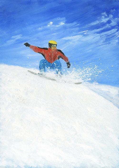 Skier Ⅲ