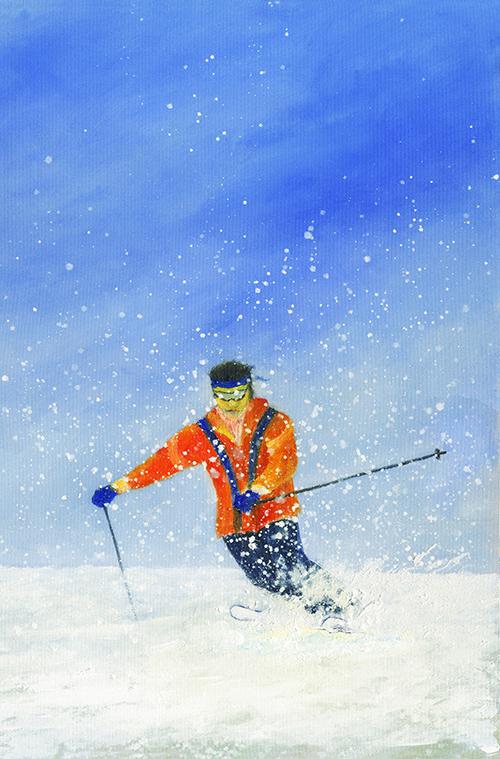 Skier IV