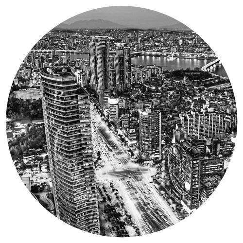Asian Cities - Korea