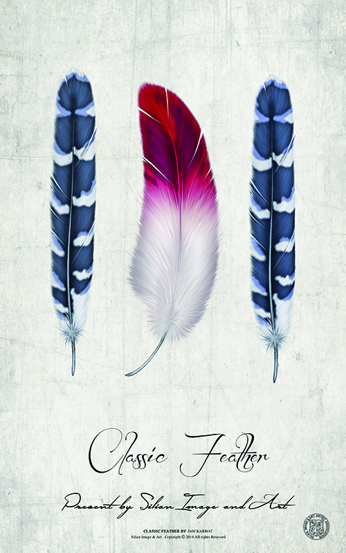 Classic Feather Ⅲ