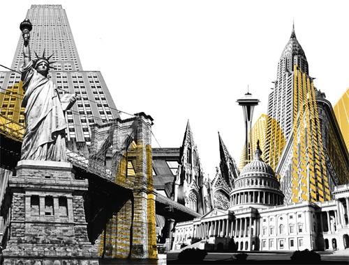 Modern City II