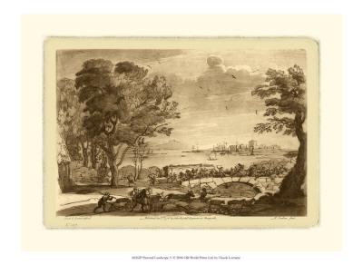 Pastoral Landscape V