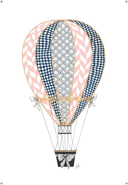 Flight of The Hot Balloon Ⅵ