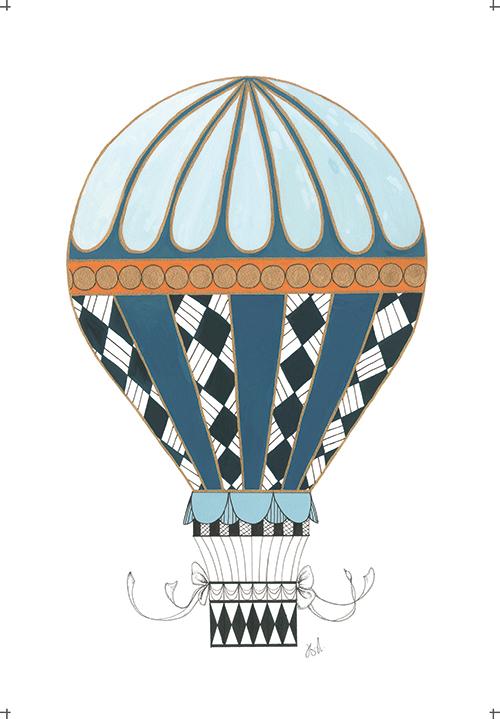 Flight of The Hot Balloon Ⅰ