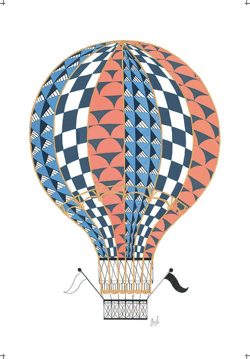 Flight of The Hot Balloon Ⅲ