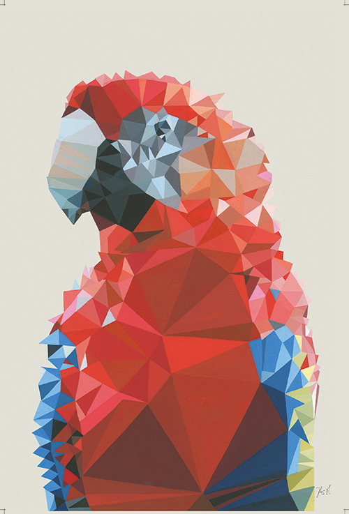 Low Poly Animals Ⅵ