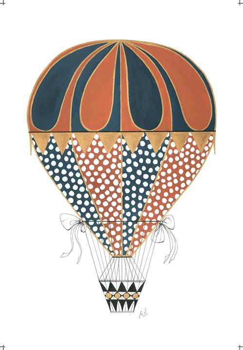 Flight of The Hot Balloon Ⅳ