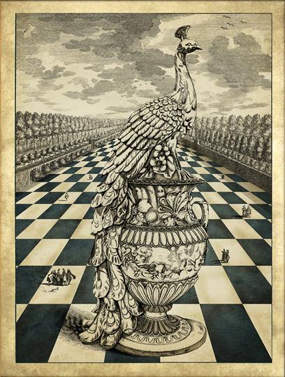 Checkerboard I