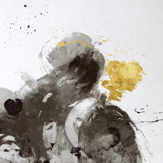 Ink Abstract