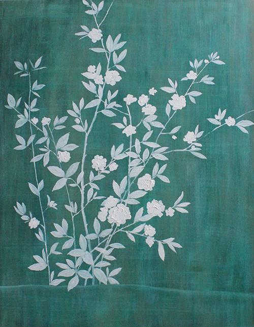 Wildflowers Chinoiserie  Ⅲ