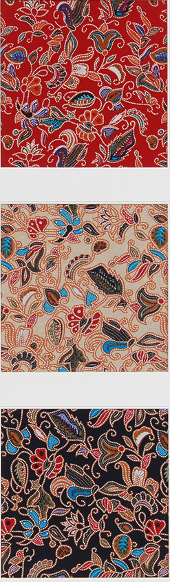 Textile Patterns 3-Patch