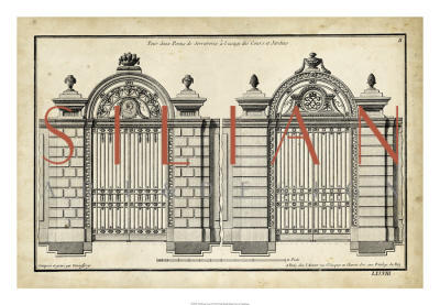 Neufforge Gate I