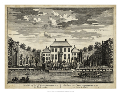 Views of Amsterdam V