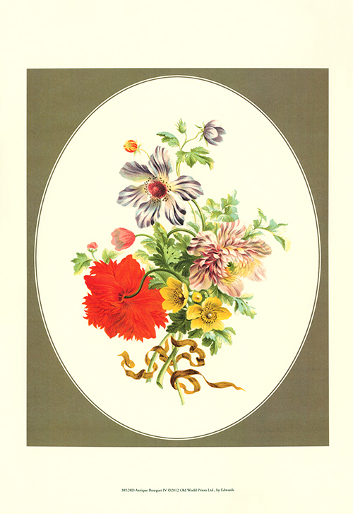 Antique Bouquet