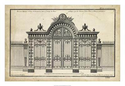 Neufforge Gate III