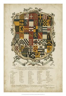 Edmondson Heraldry III