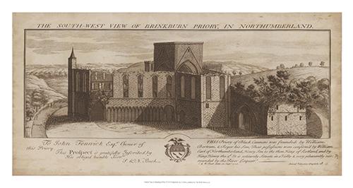 View of Bildewas-Abbey