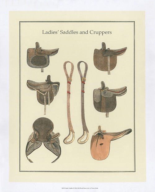 Ladies Saddles
