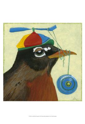 You Silly Bird - Chandler