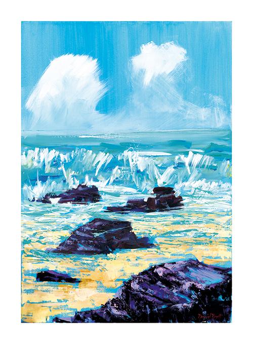 Cornish Coast I