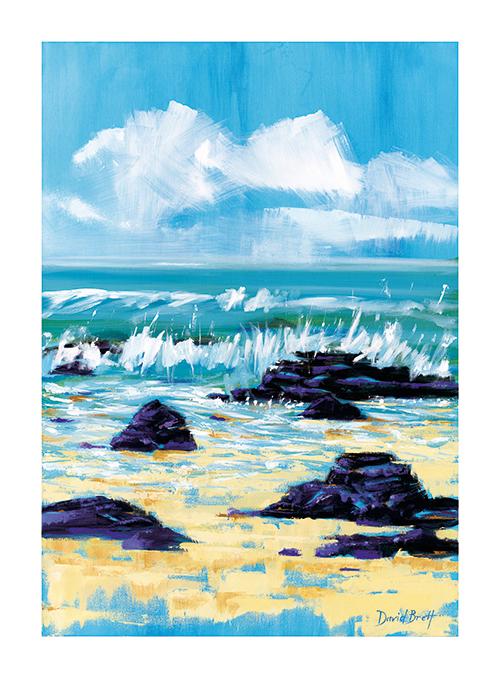 Cornish Coast II
