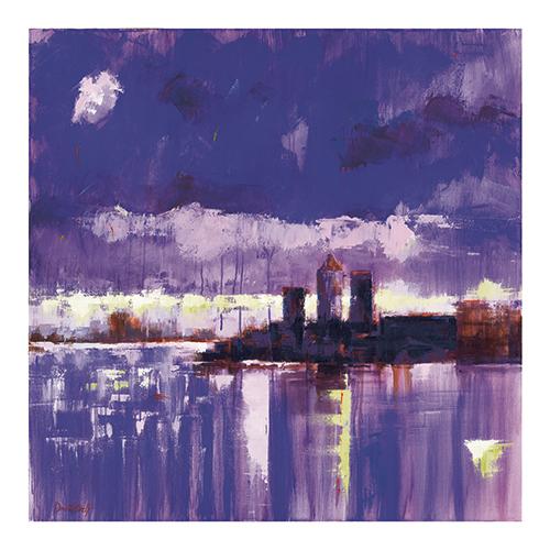 Docklands Dawn I
