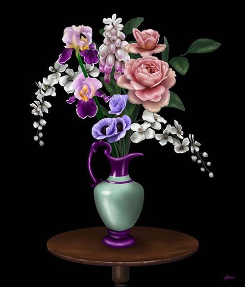 Flower Arrangement I