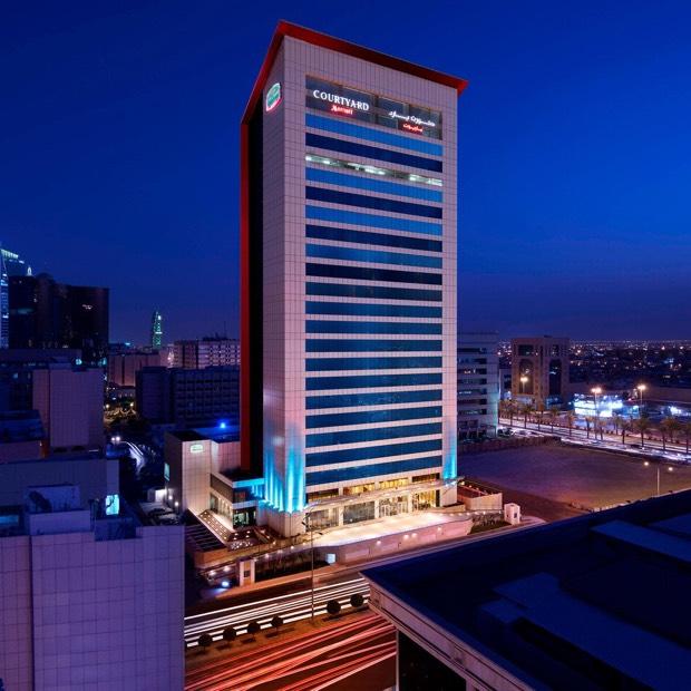 Marriott Riyadh Olaya