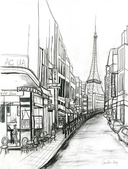 Architectural Sketches V
