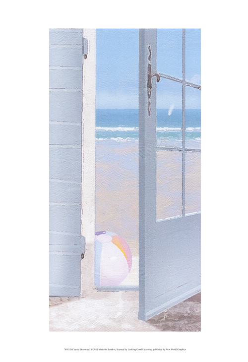 Coastal Doorway IV