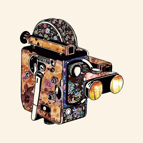 Vintage Camera Ⅱ