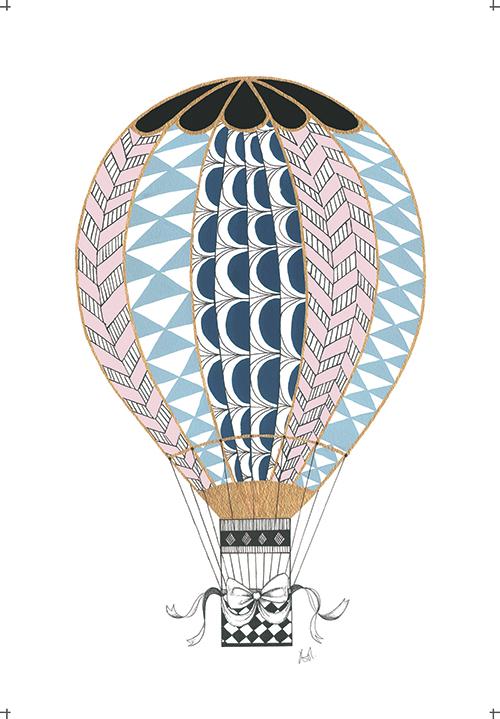 Flight of The Hot Balloon Ⅱ