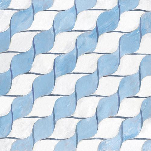 Blue Patterns Ⅰ