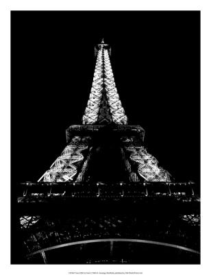 Nuit Orageuse au Tour Eiffel II