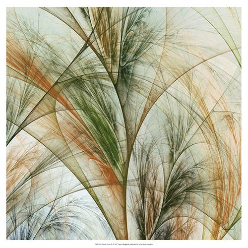 Fractal Grass I