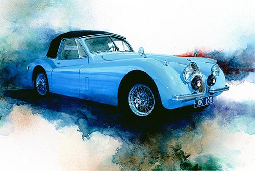 '53 Jaguar