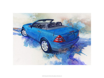 '82 Mercedes SLK