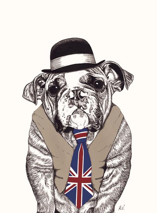 British Themed Animal Ⅳ