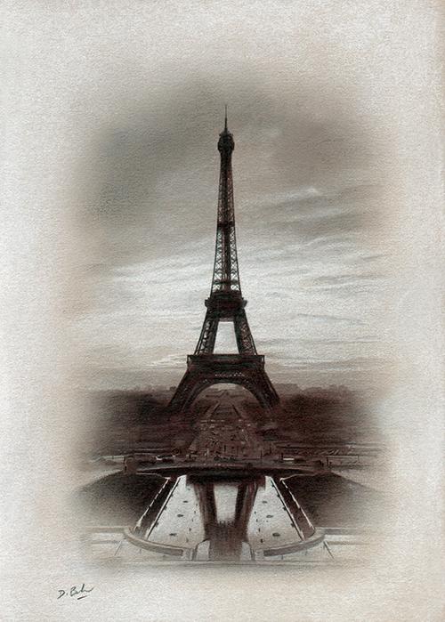 Study of paris