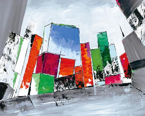 City Street IV