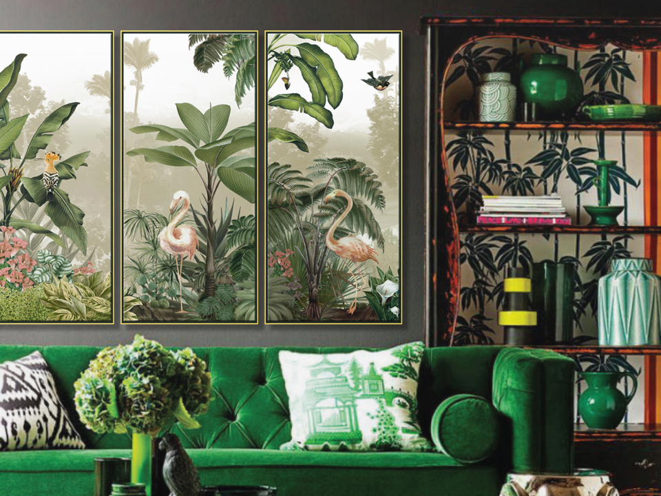 Transform Your Home<br> Into A Tropical Paradise, Very<br> Comfortable And Excel