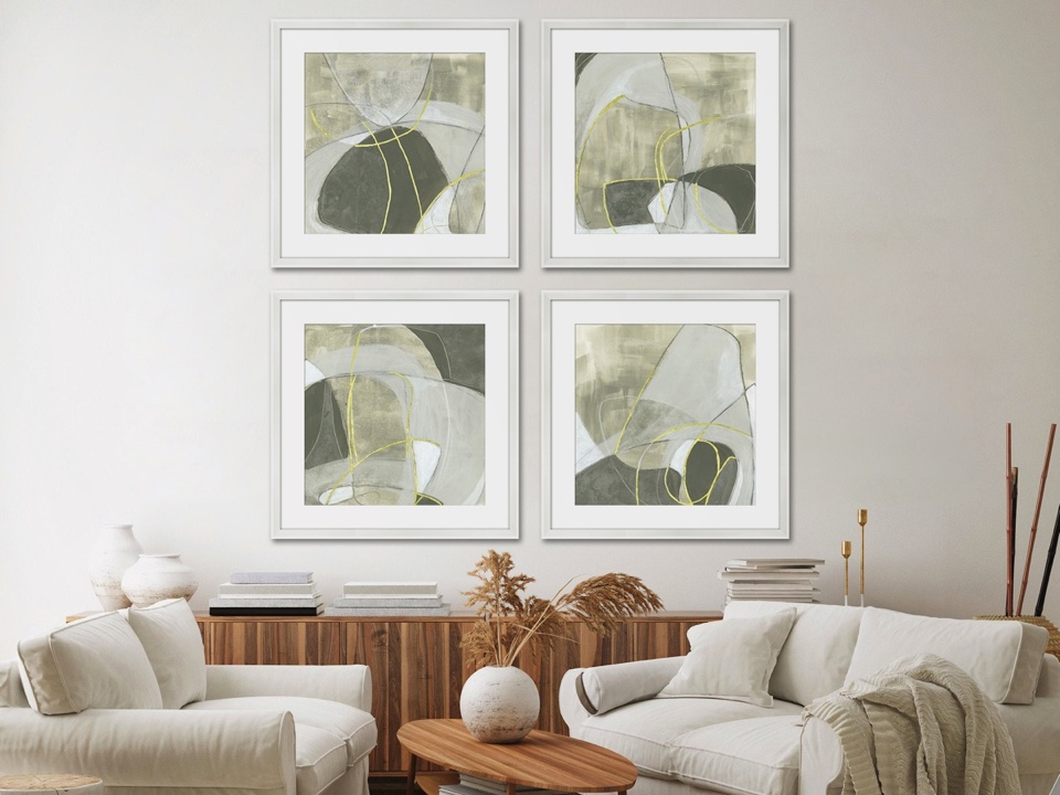 Spike the Energy<br> in Your Space with Geometric Shapes!