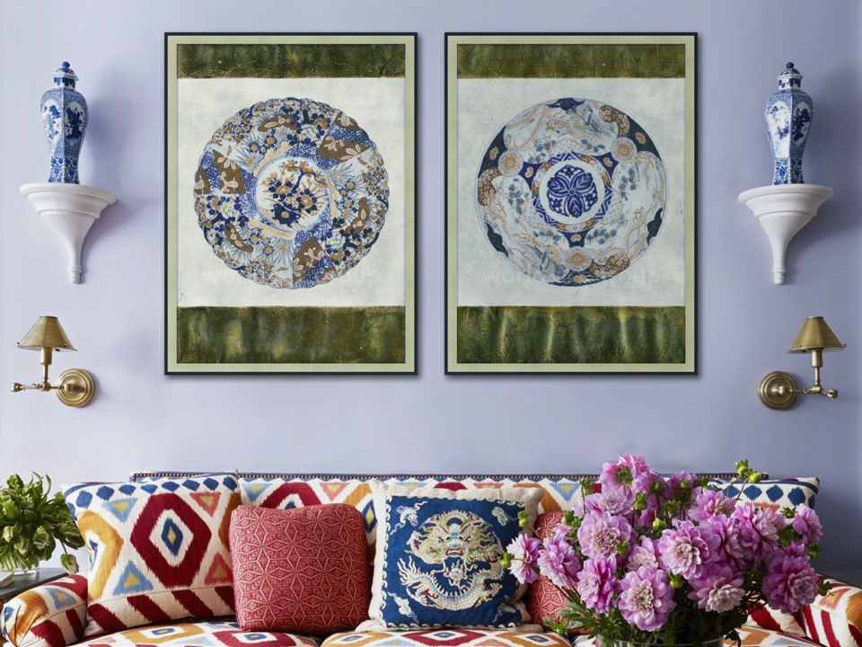 Redefine Your Space With<br> Decorative Patterns & Motifs