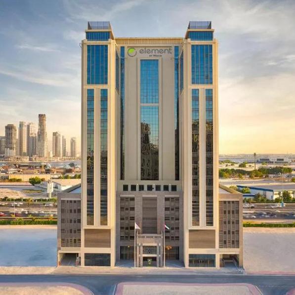 Element Me'Aisam & Element Al Jaddaf, Dubai